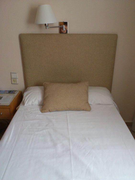 C mo hacer cabeceros de cama tapizados - Cabeceros tapizados fotos ...