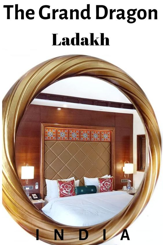 The Grand Dragaon Ladakh