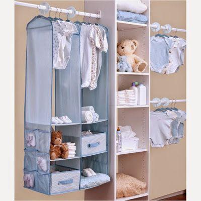 Tatiana melo organiza como organizar o quarto do seu beb - Armarios para bebe ...