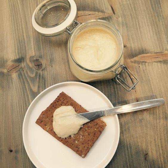 Witte bonen-chocospread
