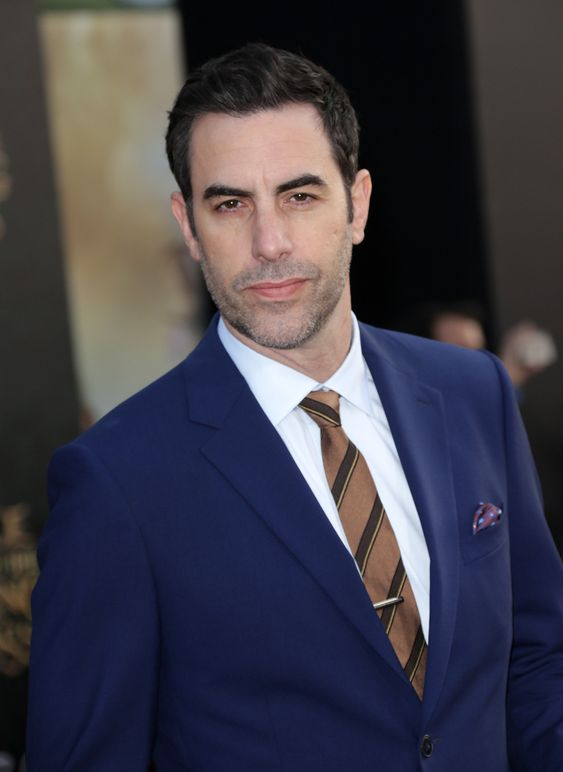 Is Sacha Baron Cohen Pulling Mandrake The Magician Out Of His Hat?