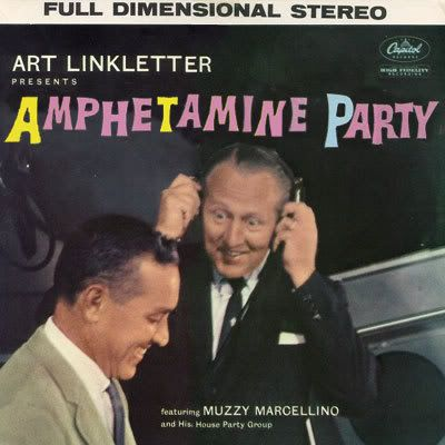 Apparently Linkletter loved uppers while Cosby perferred downers: http://youtu.be/EBMOhM31EyM