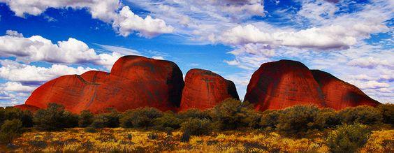 Kata Juta, Australie