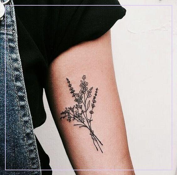 Pin Auf Flower Tattoo Designs 15