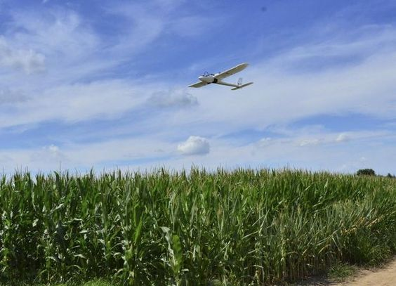 """While the use of aircraft in agricultural technology is nothing new, Murray's company is breaking new ground with their """"special sauce"""" through his company that is one of the first in the state to gain federal approvals to operate drones commercially in all 50 states."""