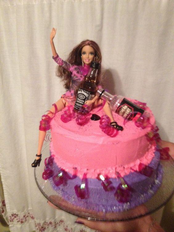 21st Birthday Cake My Creations Pinterest Birthday