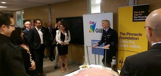 Catherine McGregor The World's Most Senior Transgender Military Officer