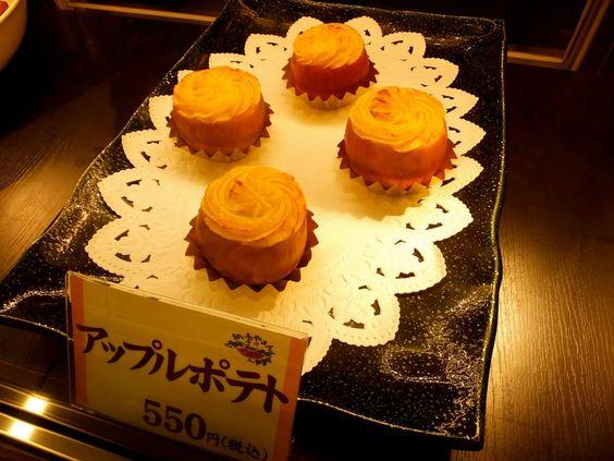 Sweet Potato Confectionery at Asakusa's Oimoyasan Koshin