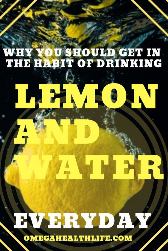 Lemon water benefits 91987
