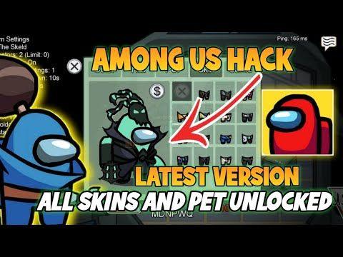 Among Us Mod Apk Download Skin Pets Unlocked