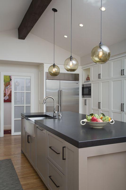 Countertop No Overhang : no countertop overhang?. i like this. //kitchen Pinterest ...