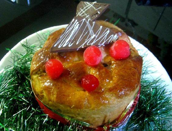 Panettone navideños, livianos y con menor tenor graso