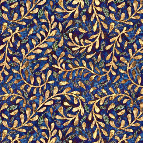 Kelp! Help!  fabric by vo_aka_virginiao on Spoonflower - custom fabric