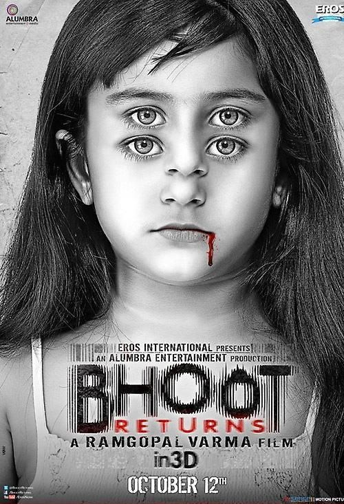 The above poster is from the Upcoming Movie Bhoot Returns which is a sequel of 2003 movie Bhoot by Ram Gopal Varma. you can get here the wallpapers and poster of Bhoot Returns.