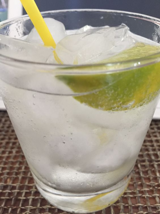Gin and Tonic special