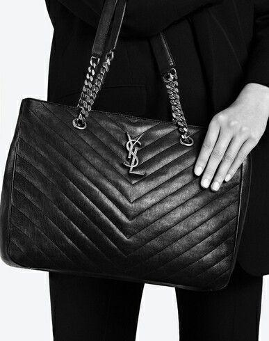 yves saint laurent cabas chyc tote blue - YSL College Monogram bag | BAG ADDICT | Pinterest | Monogram Bags ...