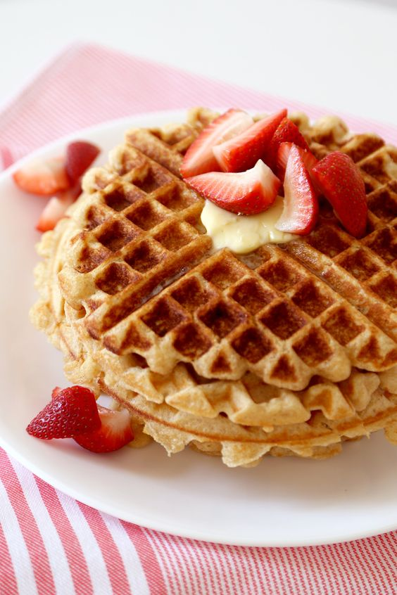 Better than Bisquick: these homemade buttermilk waffles