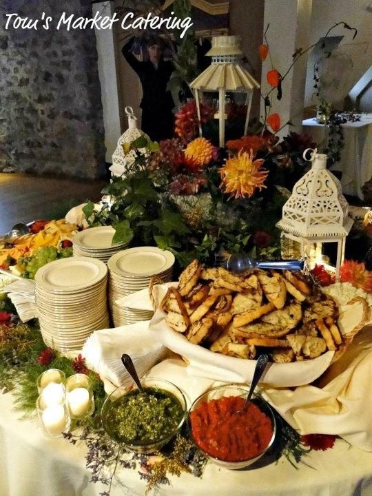Toms Market Catering