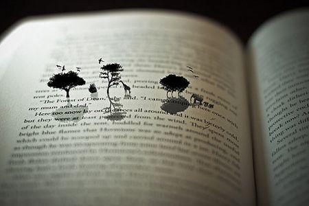 book come alive