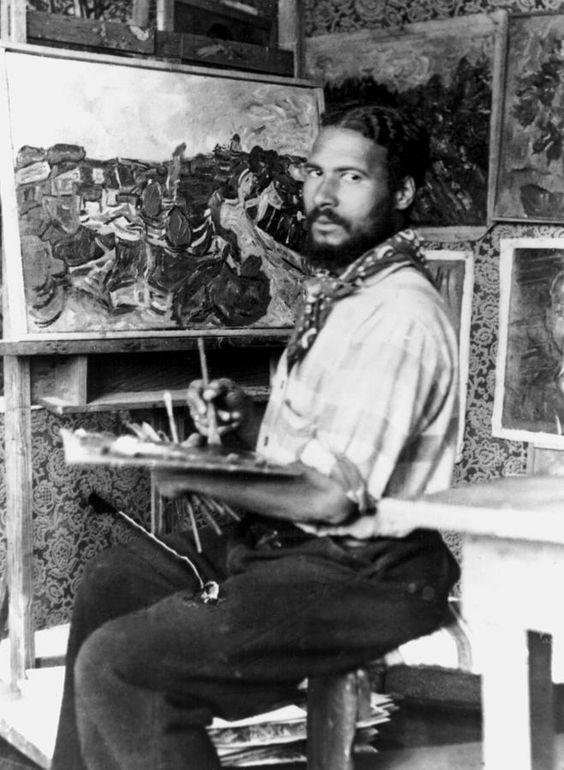 William H Johnson artist 1901-1970 harlem renaissance