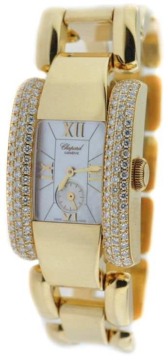 Chopard La Strada 5280 18k Yellow Gold Watch
