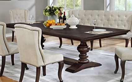 Best Quality Furniture D35t Beige Dining Table Capuccino Review Dining Table Furniture Dining