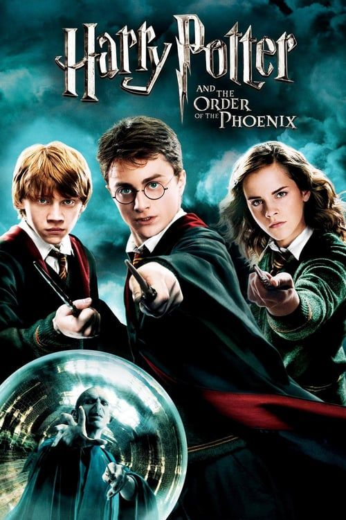 Harry Potter 5 Streaming Vostfr : harry, potter, streaming, vostfr, Harry, Potter, Order, Phoenix, Online, 123Movies, Fmovies, Order,, Movies