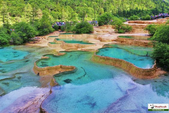 huanglong tour, travel guide