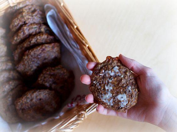 Gluteenittomat siemenleipäset