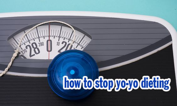 Here are some extremely efficient tips on how to stop yo-yo dieting cycle that you should follow to lose weight and keep fit for good