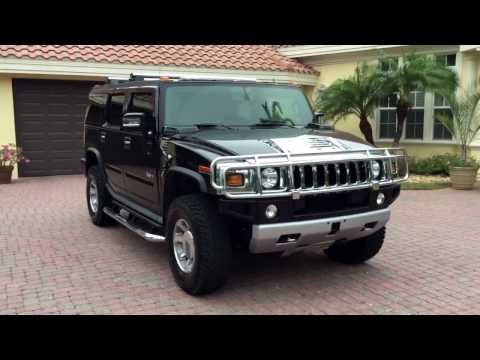 2008 Hummer H2 Luxury 4x4 Suv For Sale By Auto Europa Naples Mercedesexpert Com Youtube Suv For Sale Hummer H2 Hummer