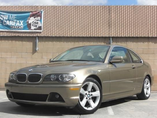 Coupe 2005 Bmw 325ci Coupe With 2 Door In El Cajon Ca 92020 Bmw Fuel Economy Coupe