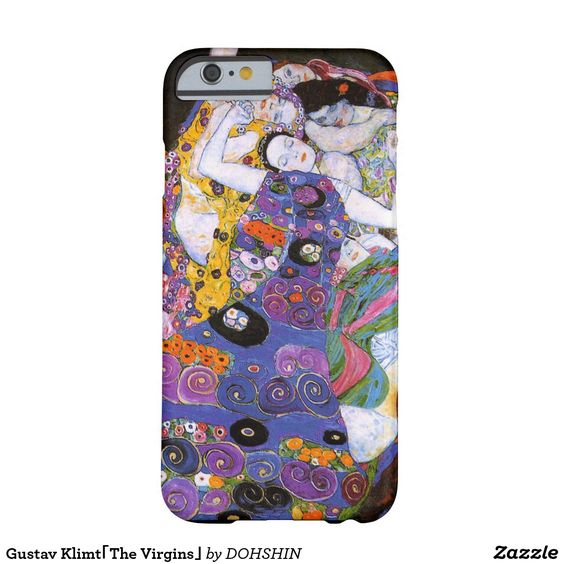 Gustav Klimt「The Virgins」 iPhone 6 ベアリーゼアケース