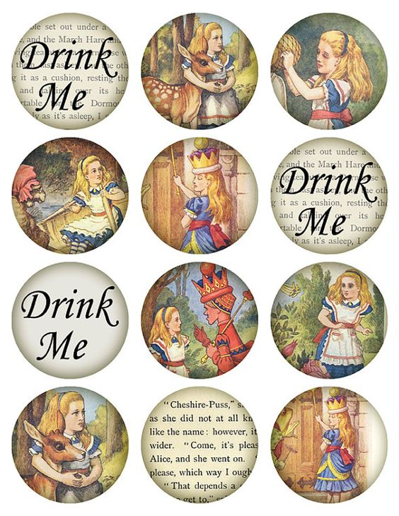 Hey, I found this really awesome Etsy listing at http://www.etsy.com/listing/130948491/alice-in-wonderland-printable-25-inch