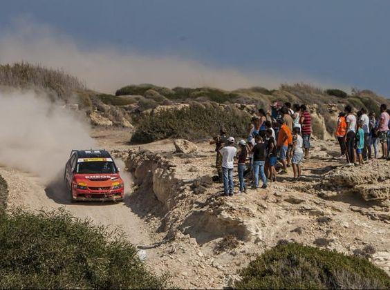 Auch Zypern ist 2017 wieder Teil des Kalenders der Rallye-EM