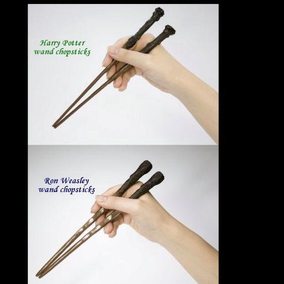 Ron weasleys wand
