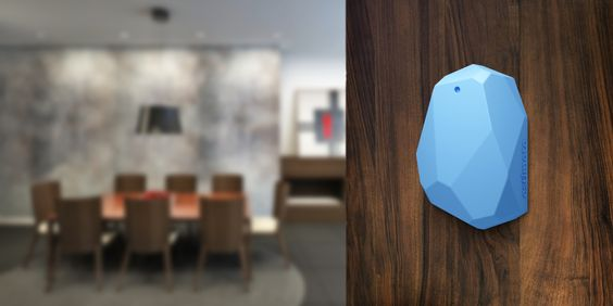 #Estimote #Beacons — stick the sensor in a physical place e.g. a retail store and an app user gets personalized notifications