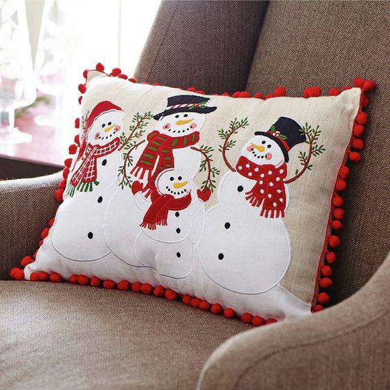 Fresh Christmas Pillows