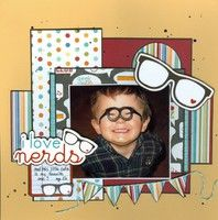 A Project by marilou64 from our Scrapbooking Gallery originally submitted 09/16/11 at 07:24 AM