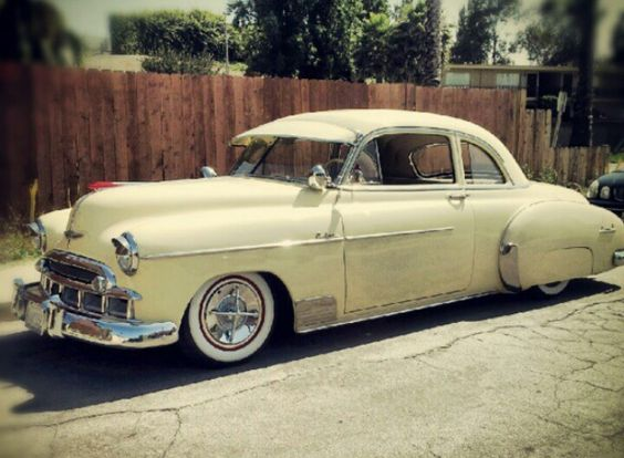 Chevy coupe and first car on pinterest for 1949 chevy 4 door sedan