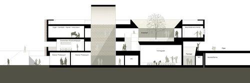Cez Calderan Zanovello Architetti — Scuola di musica di Bressanone