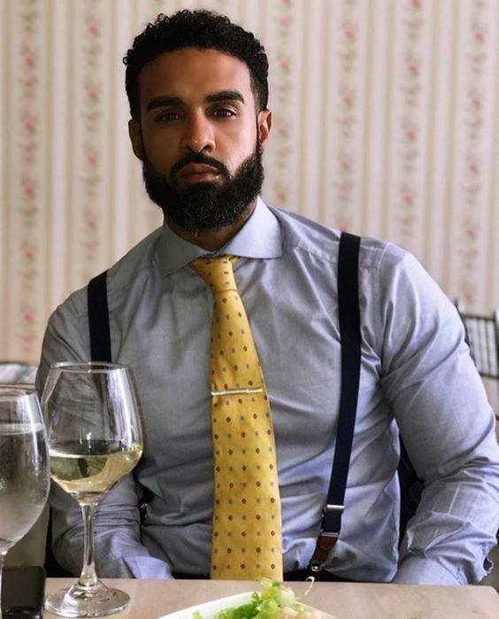 Dynamic-Black-Men-Beard-Styles-2019