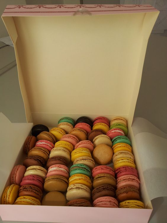 Macarons LADUREE 3 X LIKE