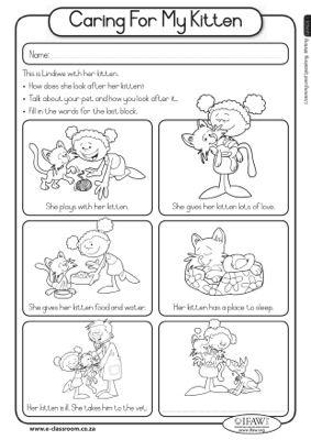 caps worksheet grade1 english worksheet lindwes kitten kid stuff pinterest d english and. Black Bedroom Furniture Sets. Home Design Ideas