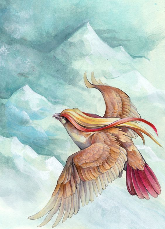 Artistic skill applied to pokemon = awesome Pidgeot