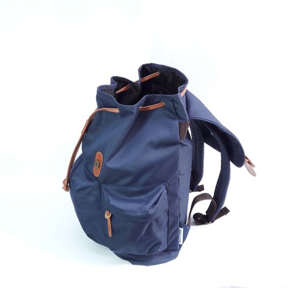 "Stylish Laptop Notebook 14"" Polyester Backpack Cool Outdoor School Travel Bag"