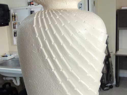 Ceramic Porcelain And Pottery Repair Restoration Service And How To In 2020 Plaster Repair Make A Lamp Paris Crafts