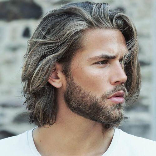 Peinados para cabello grueso hombre
