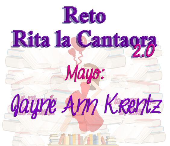 Mayo #RitaJACK Jayne Ann Krentz