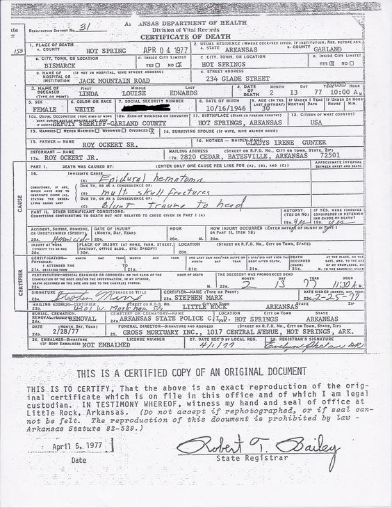 redacted-death-certificate | FORENSIC Science & Mysteries ...